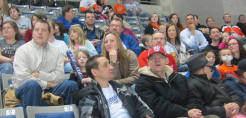 Komets-kids event